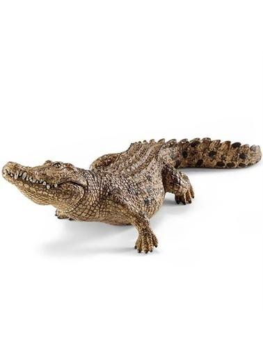 Schleich Schleich 14736 Crocodile Timsah Figür Oyuncak Renkli